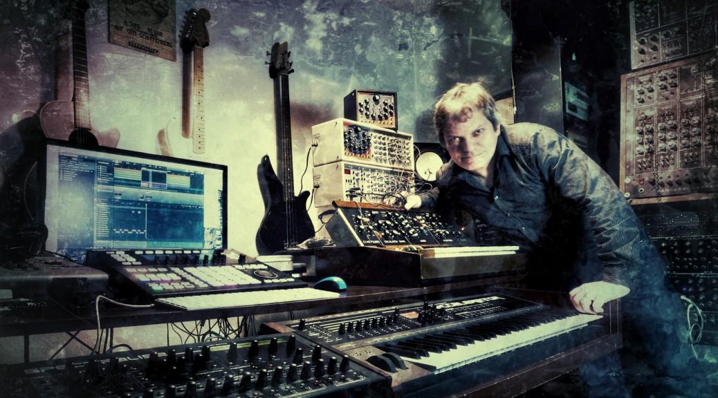 Jörg Schaaf's studio 2015