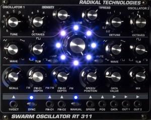 Radikal Technologies Swarm Oscillator
