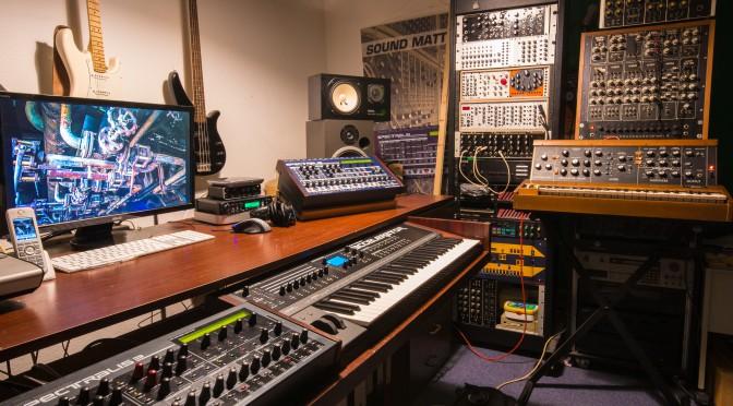 Jörg Schaaf's Studio 2016