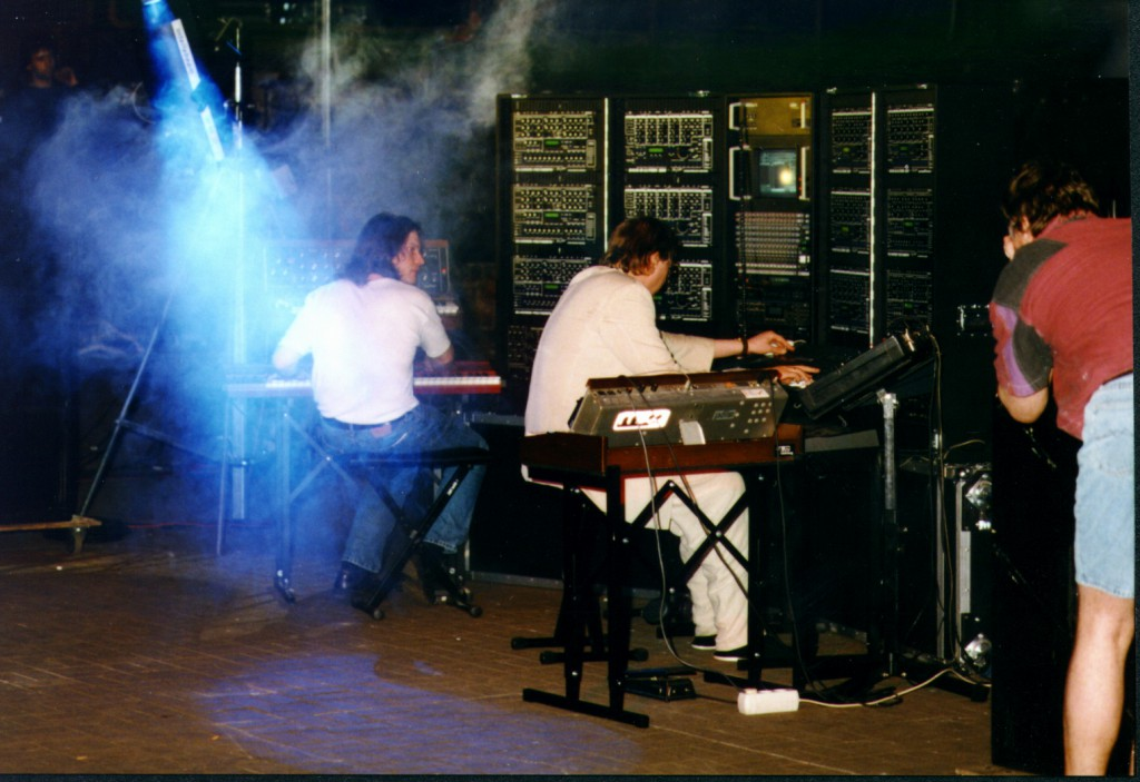 Dosburg Online Klaus Schulze und Jörg Schaaf
