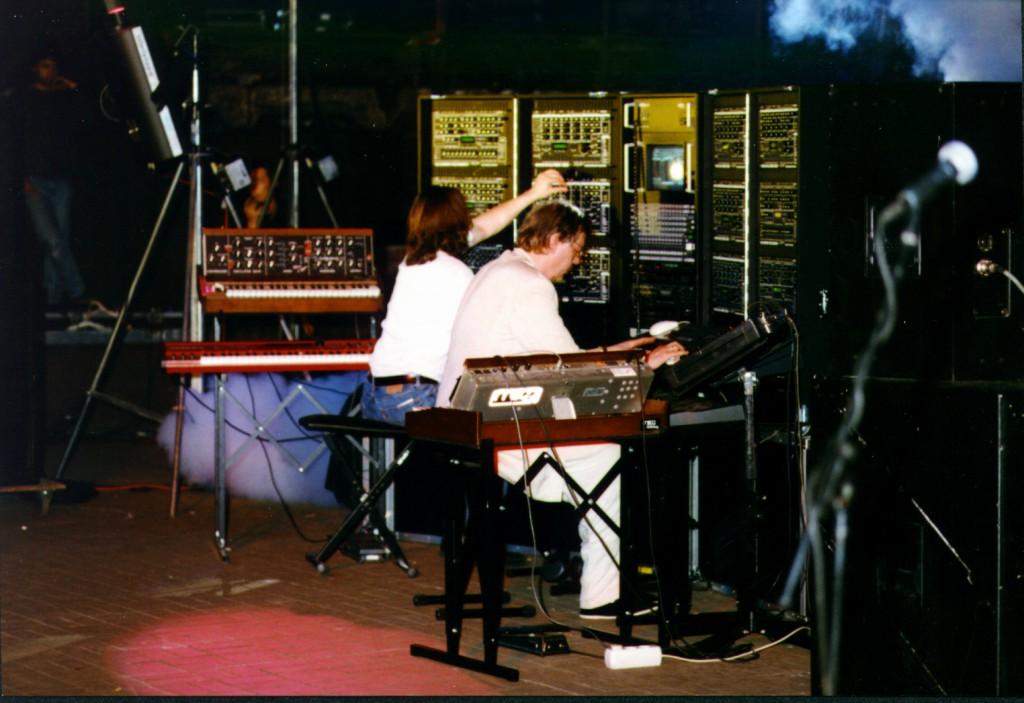 Dosburg Online 97 Klaus Schulze und Jörg Schaaf