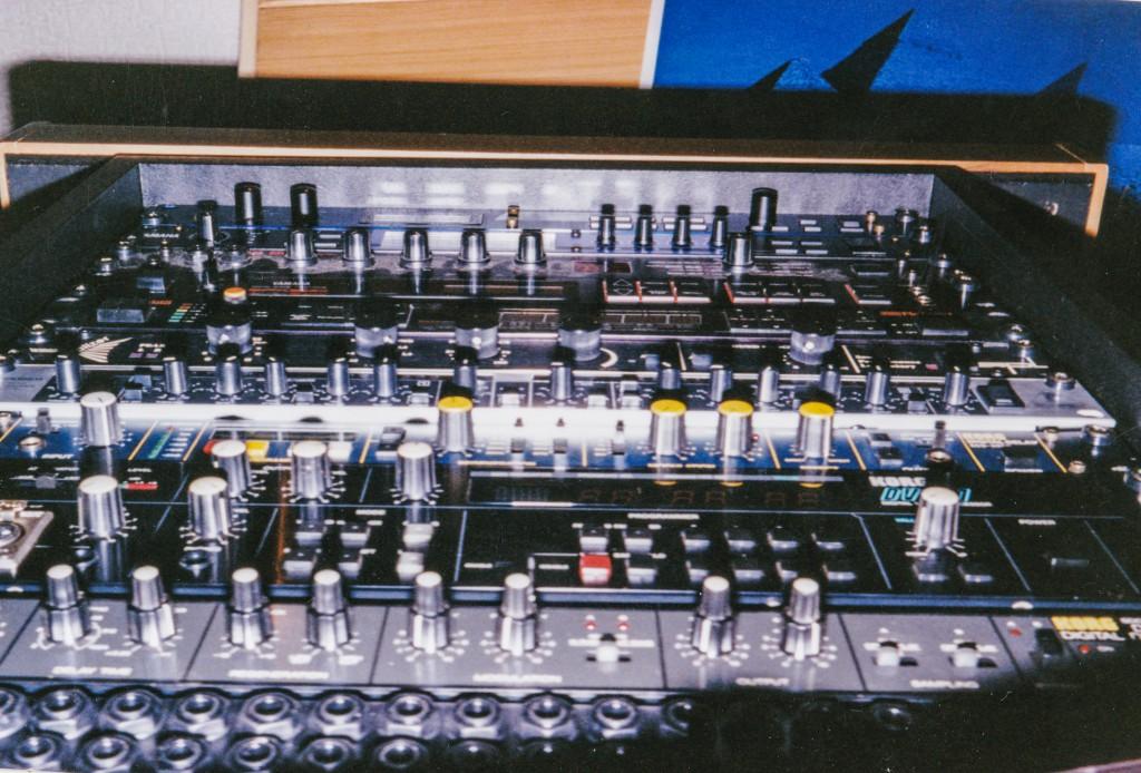 Dannebroek Musikstudio LInden EffektRack