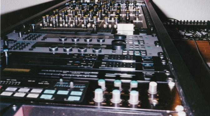 Dannebroek Musikstudio Synth Rack