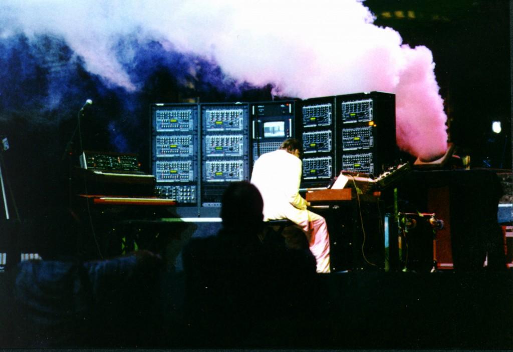 Dosburg Online Klaus Schulze im Nebel