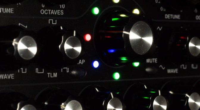 Radikal Technologies swarm oscillator.