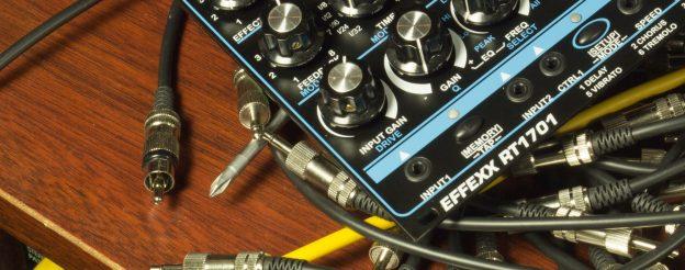 EFFEXX RT-1701 Multi FX Processor